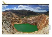 Mount Lyall Mine In Queenstown Carry-all Pouch