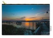 Mount Pleasant Sunset Carry-all Pouch