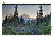 Mount Rainer Flower Fields Carry-all Pouch