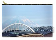 Mount Rainier Backdrop Carry-all Pouch