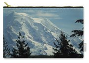 Mount Rainier From Patterson Road Carry-all Pouch