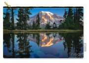Mount Rainier From Tatoosh Range Carry-all Pouch