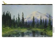 Picnic By The Lake Carry-all Pouch