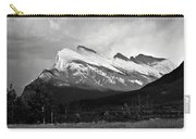 Mount Rundle At Banff National Park Carry-all Pouch