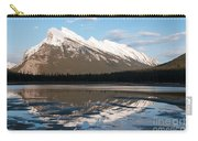 Mount Rundle Reflections Carry-all Pouch