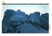Mount Rushmore Blues Carry-all Pouch
