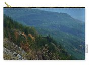 Mount Saint Helens Majesty Carry-all Pouch