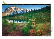 Mount Shuksan Fall Cornucopia Carry-all Pouch