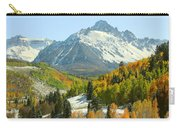 Mount Sneffels In Ridgway Colorado Carry-all Pouch