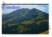 Mount Tamalpais 2013 Carry-all Pouch