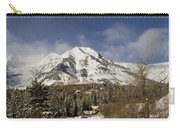 Mount Timpanogos Panorama Carry-all Pouch