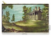 Mount Vernon, 1859 Carry-all Pouch