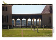 Mount Vernon Colonnade Carry-all Pouch
