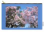 Baltimore's Mount Vernon In Spring Carry-all Pouch
