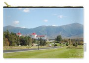 Mount Washington Hotel In New Hampshires White Mountains Carry-all Pouch