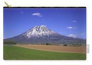 Mount Yotei Volcano Hokkaido Carry-all Pouch