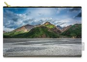 Mountain Across The River Carry-all Pouch