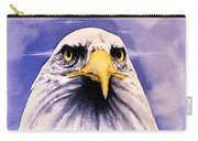 Mountain Bald Eagle Carry-all Pouch