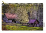 Mountain Barns In North Carolina Carry-all Pouch