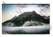 Mountain By The Lake Carry-all Pouch