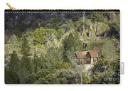 Mountain Cabin - Sierra Nevadas, California Usa Carry-all Pouch
