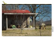 Mountain Cabin In Tennessee 1 Carry-all Pouch