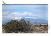 Mountain Clouds Carry-all Pouch