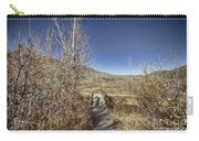 Mountain Creek Bridge Carry-all Pouch