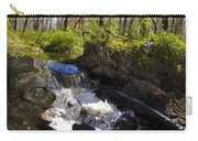 Mountain Creek In Spring Carry-all Pouch