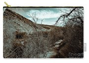 Mountain Creek Path-sundance Utah V3 Carry-all Pouch