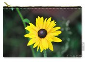 Mountain Daisy Yellow Carry-all Pouch