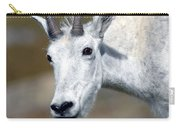 Mountain Goat Feeding Carry-all Pouch