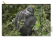 Mountain Gorilla Praying Carry-all Pouch