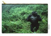 Mountain Gorilla Silverback Displaying Carry-all Pouch