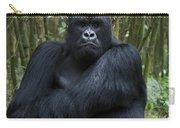 Mountain Gorilla Silverback Carry-all Pouch