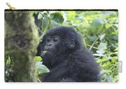Mountain Gorillas Carry-all Pouch