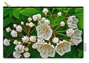 Mountain Laurel-maine Carry-all Pouch