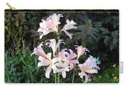 Mountain Lillies Carry-all Pouch