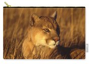 Mountain Lion Montana Carry-all Pouch