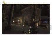 Mountain Lodge Carry-all Pouch
