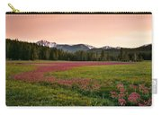 Mountain Meadow Color Carry-all Pouch