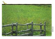 Mountain Meadow New York Hwy 30 Carry-all Pouch