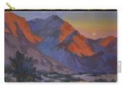 Mountain Morning Carry-all Pouch