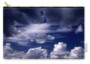 Mountain Of Clouds Carry-all Pouch