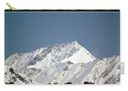 Mountain Of Peace - Himalayas Carry-all Pouch