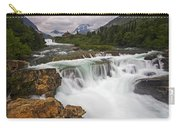Mountain Paradise Carry-all Pouch by Mark Kiver