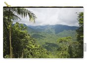 Mountain Rainforest Costa Rica Carry-all Pouch