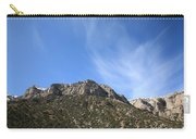 Mountain Range - Wyoming Carry-all Pouch