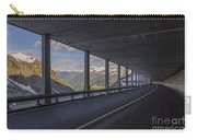 Mountain Road And Tunnel Carry-all Pouch
