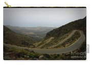 Mountain Road Crete Carry-all Pouch by Lainie Wrightson